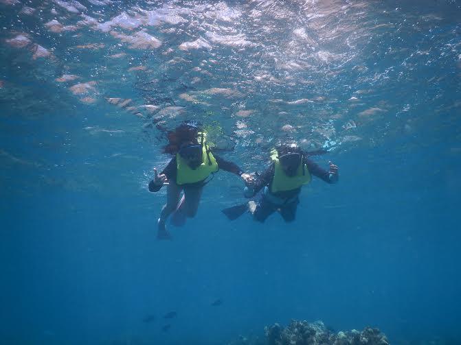 ハナウマ湾シュノーケリング2